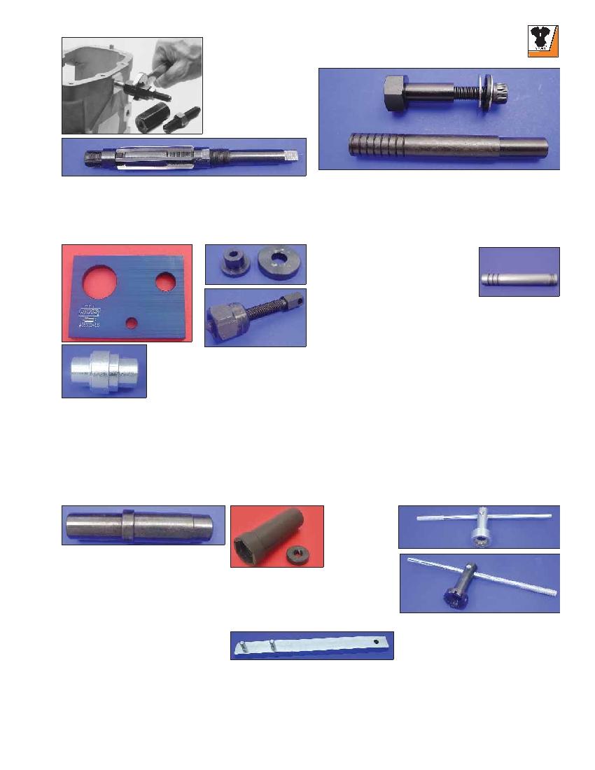 V-Twin 16-0117 Main Drive Gear Bushing Tool